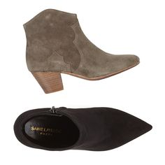 Founders, The New Potato - Isabel Marant and Saint Laurent Boots http://www.rankandstyle.com/talking-top-10/20141027/laura-and-danielle-kosann/3/