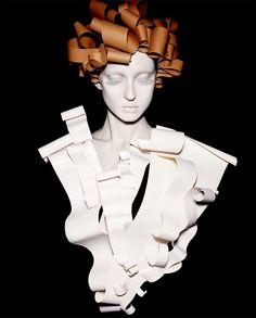 Ayami Nishimura by Rankin Rankin Photography, Creative Photography, Fashion Photography, Makeup Inspiration, Color Inspiration, John Rankin, Redhead Fashion, Avant Garde Hair, Make Up Art