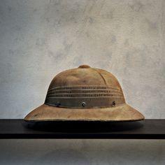 Pith Helmet. © Robert Moran.