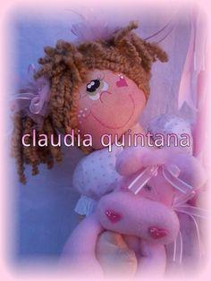 Resultado de imagen para claudia quintana muñecos soft