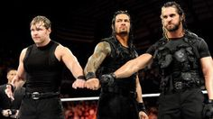 Glee fans united — the-world-of-wrestling:   The Shield