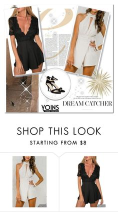 """Yoins32"" by melodibrown ❤ liked on Polyvore featuring yoins"