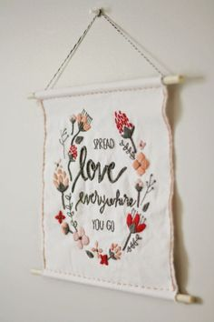 DIY Valentine s Day Wall Hanging Free Template The Pretty Life Girls DIY Valentine s Day Wall Hanging Free Template The Pretty Life Girls Tchicabella Embroidery 038 Tapestry Today I nbsp hellip Embroidery Transfers, Hand Embroidery Stitches, Hand Embroidery Designs, Ribbon Embroidery, Embroidery Art, Cross Stitch Embroidery, Beginner Embroidery, Machine Embroidery, Valentines Bricolage