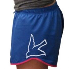 Women's Run for Haiti Shorts from Janji--Run for another. Buy athletic apparel, support those in need. Startup company from Washington University students