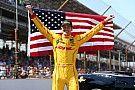 Ryan Hunter-Reay celebrates | Main gallery | Photos | Motorsport.com #Merica