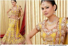 Lehenga Choli Designs   Designer Bridal Lehengas   Ghagra Choli Design