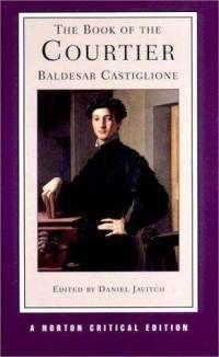 Castiglione book of the courtier sprezzatura poster