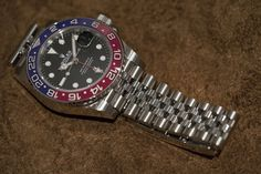 After years of waiting, Rolex fans finally have a new steel Pepsi GMT. And it's awesome.