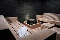 Grand Sauna à installer en interieur, configuration grande taille !