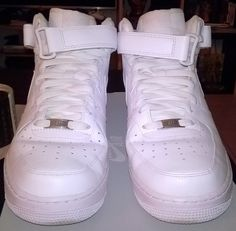 quality design 6f58d 8c922 My AF1 White Mid ´07 Nike Air Force