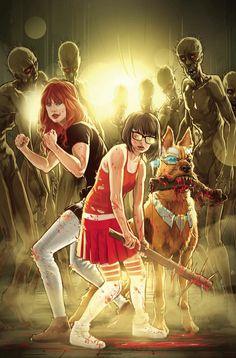 1370bd8e942b Scooby Doo Apocalypse Zombies Dc