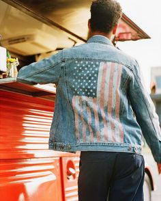 gapHere's to laid-back summer days and stars and stripes ahead. #IAmGap