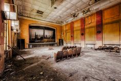 Photos Of Abandoned Buildings In Europe Show The Beauty In Ruins