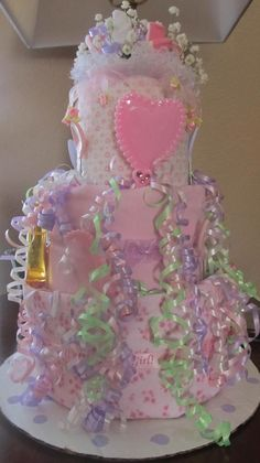 diaper cake #timelesstreasure