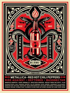 Metallica presents Orion Music Festival the 2nd year