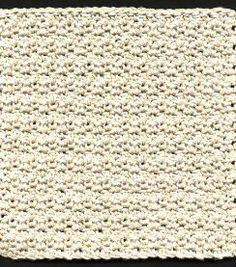 Five Textured Dishcloths- Dish cloth # 3