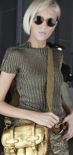Design Detail | Ralph Lauren, shoulder