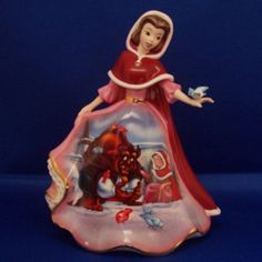 Disney Belle's Wish Bradford Exchange Bell Figurine | eBay