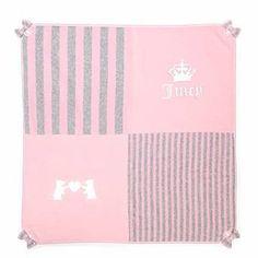 Juicy Couture velour baby blanket