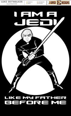 Luke Skywalker! -J. Gonzo