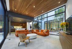 Casa Cedarvale Ravine,Cortesia de Drew Mandel Architects