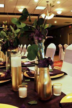 wedding decor at hilton garden inn ames - Hilton Garden Inn Ames