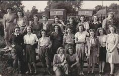 Land Army, 1942, Sapcote, Leicestershire (UK)