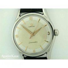 105 best omega vintage watches images on pinterest antique watches rh pinterest com omega seamaster genuine bezel insert omega seamaster george clooney