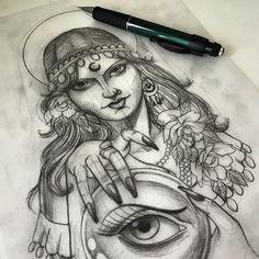 Done by Xam, tattoo artist at Seven Doors Tattoo Studio (London), UK TattooStage.com - Rate & review your tattoo artist. #tattoo #tattoos #ink