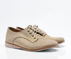 Derby Gold Dust | Rollie Shoes