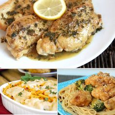 Kid-Friendly 30-Minute Chicken Dinners