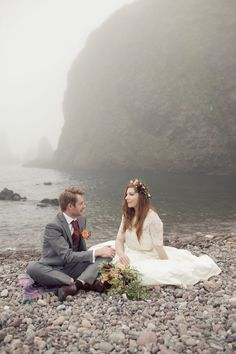 A Scottish Fling | Etsy Weddings BlogEtsy Weddings Blog // i love that they kept it a secret, exactly what I'm going to do.