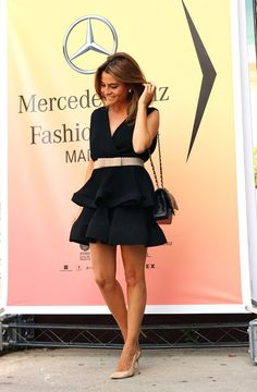 Fashion and Style Blog / Blog de Moda . Post: At MBFW Madrid / En la MBFW de Madrid .More pictures on/ Más fotos en : http://www.ohmylooks.com/?p=19514