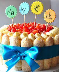 Výsledek obrázku pro dětský dort