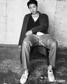 Ryu Jun Yeol - Marie Claire Magazine February Issue'16