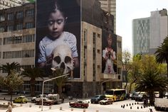 Gottfried Helnwein | NEWS | Event calendar | SANTOS INOCENTES