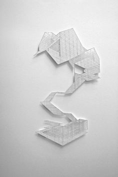nicoonmars: Possibly Maybe Study Cath Campbell 2006 (via alwaysinstudio) Architecture Drawings, Architecture Design, Conceptual Drawing, Abstract Geometric Art, Arch Model, Art Society, Illustrations, Design Process, Contemporary Art