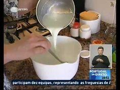 Fazer iogurtes caseiros e uma iogurteira