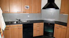 Grand Format, Kitchen Cabinets, Home Decor, Family Kitchen, Countertop, Decoration Home, Room Decor, Cabinets, Home Interior Design