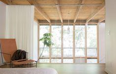 Ras-A Studio overhauls mid-century House Under a Bridge in LA