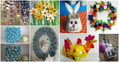 Take a look at our post Easter collection of DIY Egg Carton Crafts That Will Leave You Speechless and enjoy in the making of your own egg carton project. Diy Crafts To Sell On Etsy, Diy Crafts For Gifts, Easy Diy Crafts, Recycled Crafts, Diy Crafts Videos, Diy Craft Projects, Crafts To Make, Craft Ideas, Diy Crafts For Teen Girls