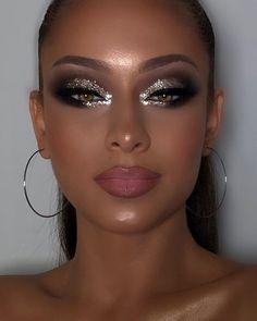 𝐹𝑜𝓁𝓁𝑜𝓌 𝐹𝑜𝓁𝓁𝑜𝓌 𝒻𝑜𝓇 𝓂𝑜𝓇𝑒 𝓂𝑜𝓇𝑒 . - eye makeup - Make-up Makeup Eye Looks, Cute Makeup, Glam Makeup, Gorgeous Makeup, Pretty Makeup, Eyeshadow Makeup, Hair Makeup, Casual Makeup, Cat Eyeliner