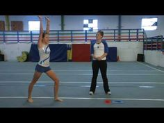 Gymnastics & Tumbling : How to Do a Round Off
