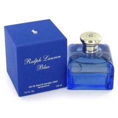 ralph lauren blue woman 125ml , m pago 12 cuotas!