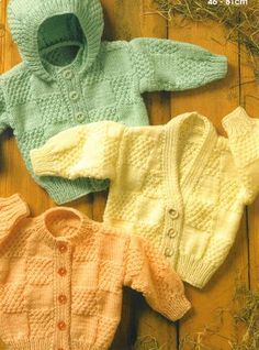 Knit Baby Cardigan and Sweater Vintage Pattern Lace v-neck knitting pullover top retro clothes girl Baby Cardigan Knitting Pattern Free, Baby Boy Knitting Patterns, Knitted Baby Cardigan, Knit Baby Sweaters, Knitted Baby Clothes, Baby Hats Knitting, Knitting For Kids, Baby Patterns, Cardigan Bebe