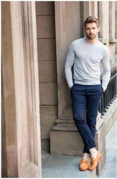 Four Ways to Wear a Sweatshirt
