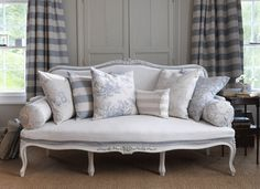 sofa toile de jouy - Buscar con Google
