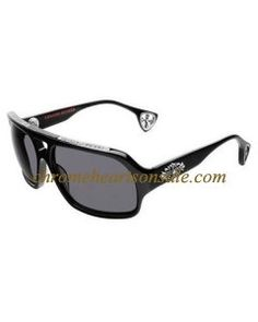 965c01b6fa6a Chrome Hearts Boink Sunglasses Black On Sale The Boink is perfect! The  plastic frame with