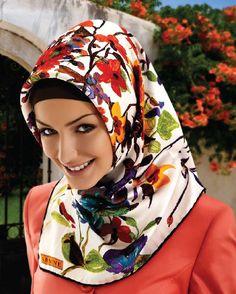 الحجاب التركي اناقه..