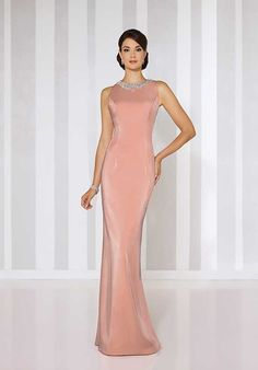 Cameron Blake 116659 Pink Mother Of The Bride Dress